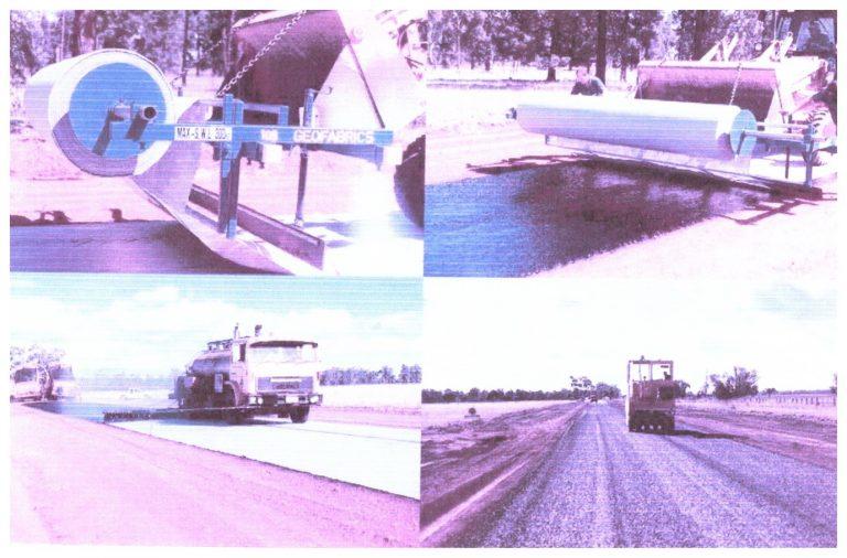 کاربرد ژئوتکستایل روکش در رویه جاده های آسفالته (بخش اول)