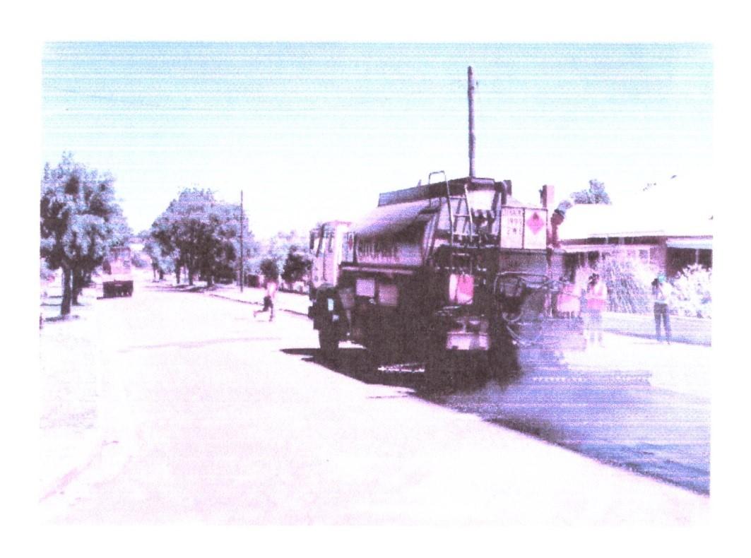 کاربرد ژئوتکستایل روکش در رویه جاده های آسفالته (بخش دوم)